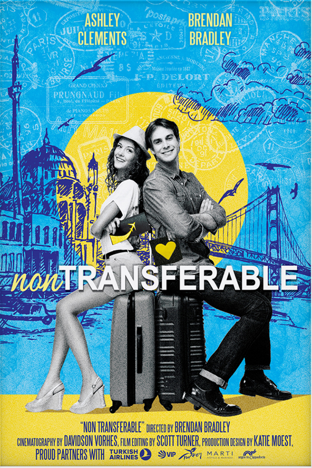 Non Transferable [2017 USA Movie] Comedy, Romance