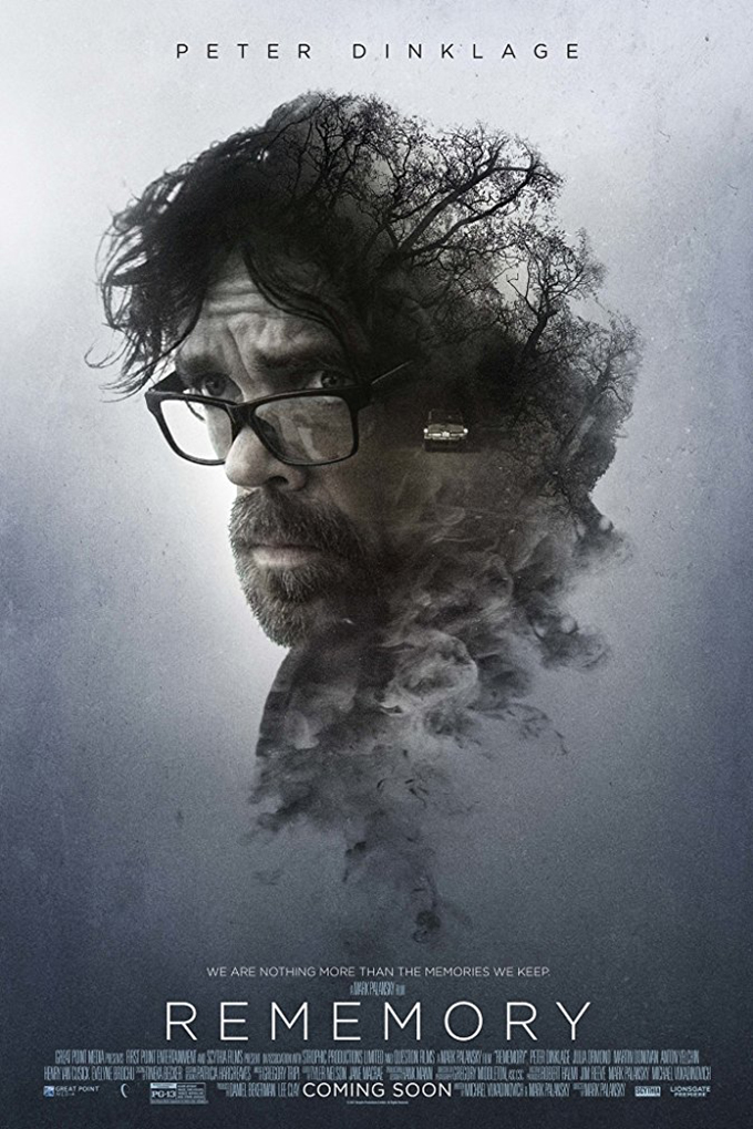 Rememory [2017 USA & Canada Movie] Drama, Mystery, Sci Fi