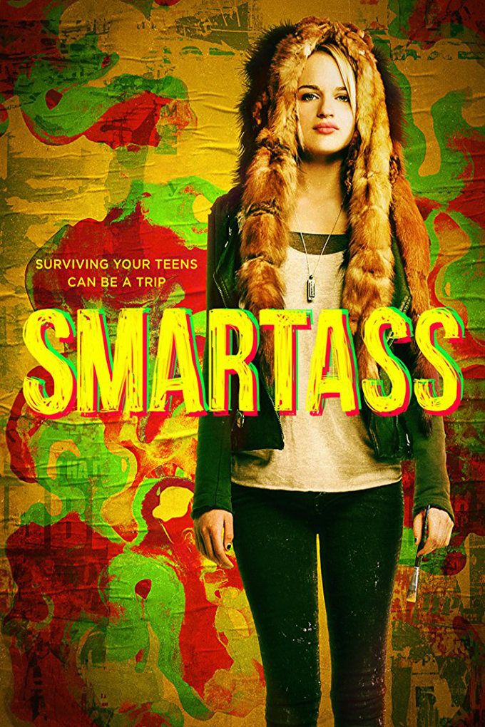 Smartass [2017 USA Movie] Comedy, Drama , Horror