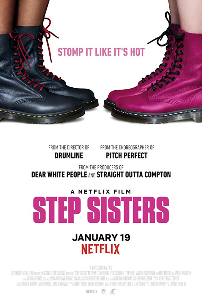 Step Sisters [2018 USA Movie] Comedy