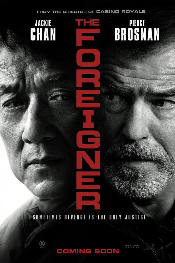 The Foreigner [2017 USA, UK & China Movie] Drama, Mystery