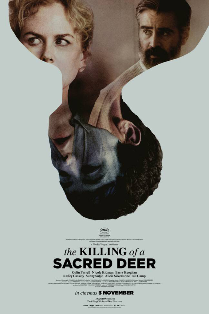 The Killing of a Sacred Deer [2017 USA Movie] Horror, Mystery, Thriller