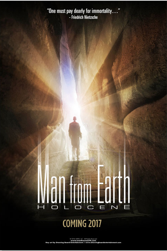 The Man From Earth Holocene [2017 USA Movie] Drama, Fantasy, Sci Fi