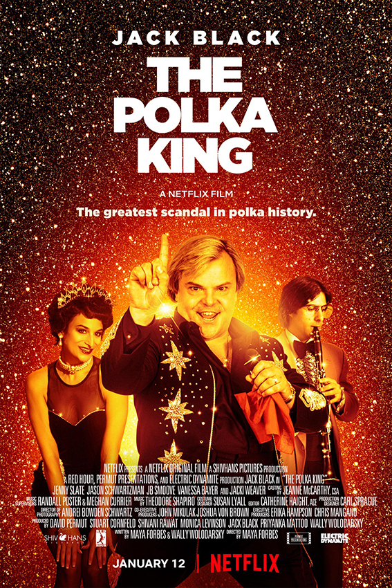 The Polka King [2018 USA Movie] Comedy