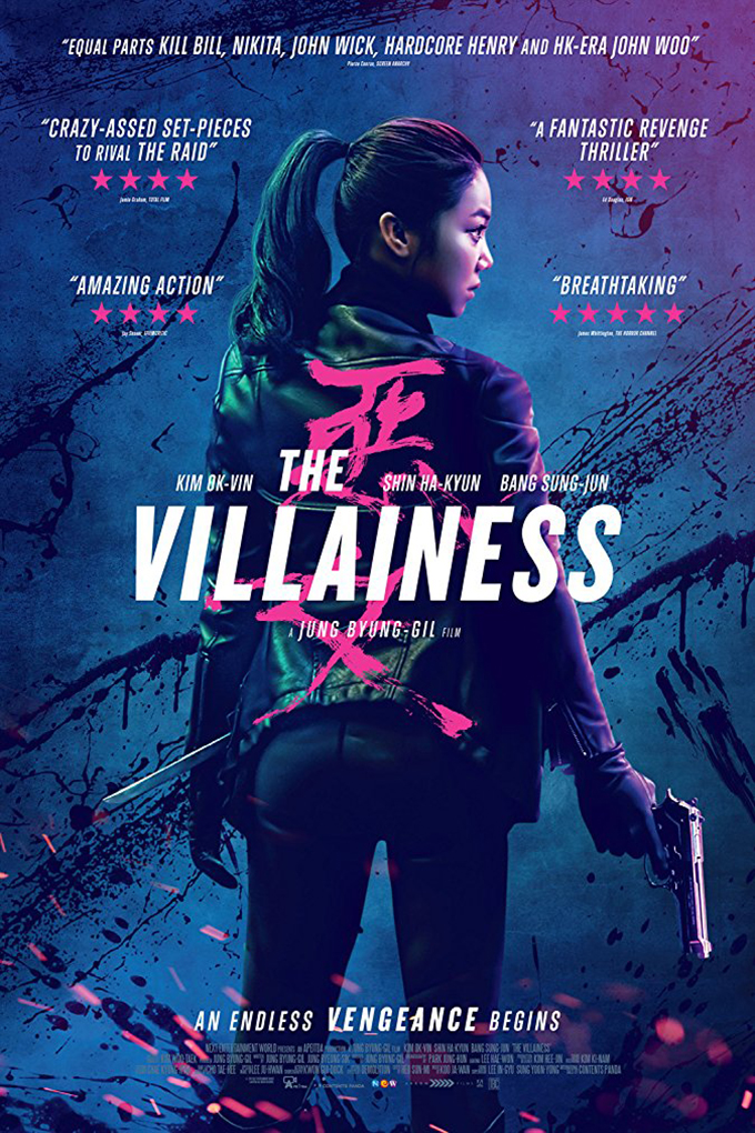 The Villainess [2017 Korea Movie] Action, Crime, Drama, Thriller