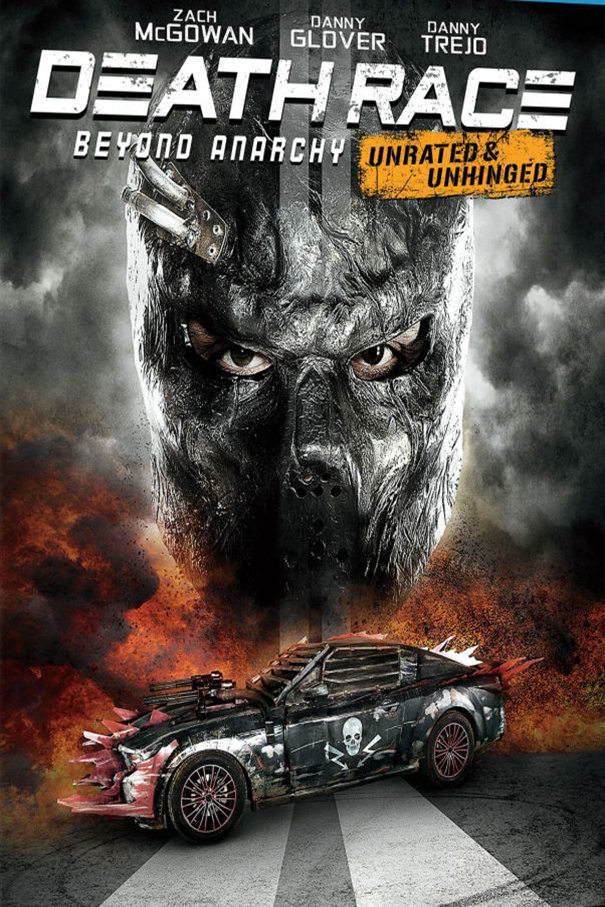 Death Race 4 Beyond Anarchy [2017 USA Movie] Action