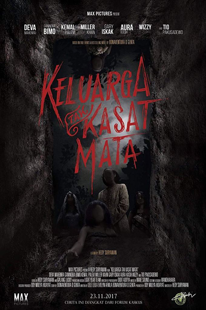 Keluarga Tak Kasat Mata [2017 Indonesia Movie]  Horror