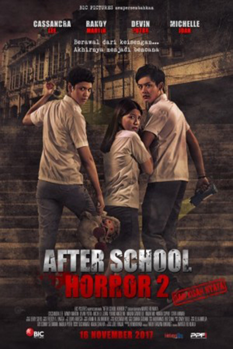 After School Horror 2 [2017 Indonesia Movie] Horror