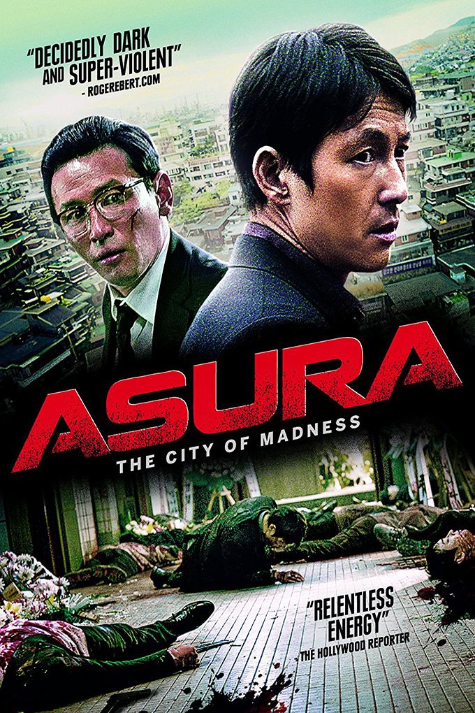Asura: The City of Madness [2016 Korea Movie] Action, Crime, Thriller