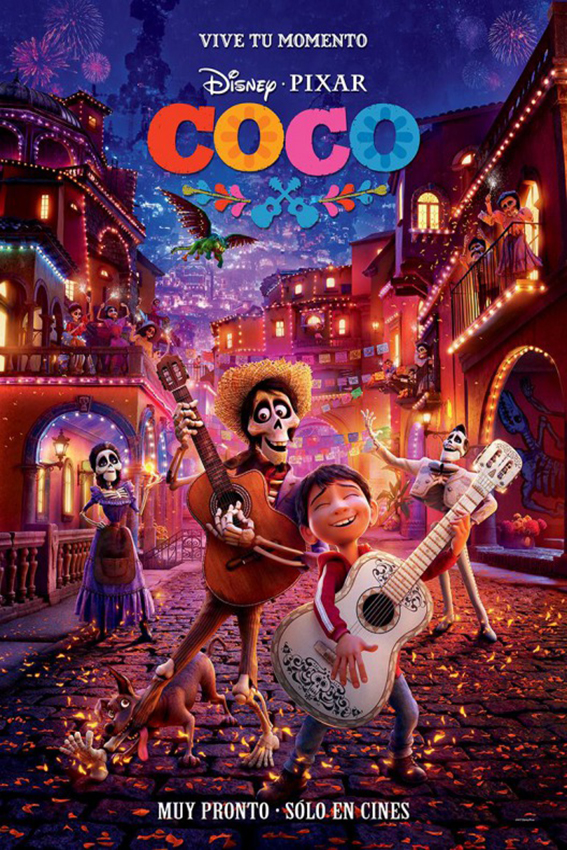 Coco [2017 USA Movie] Adventure, Comedy, Animation, Family