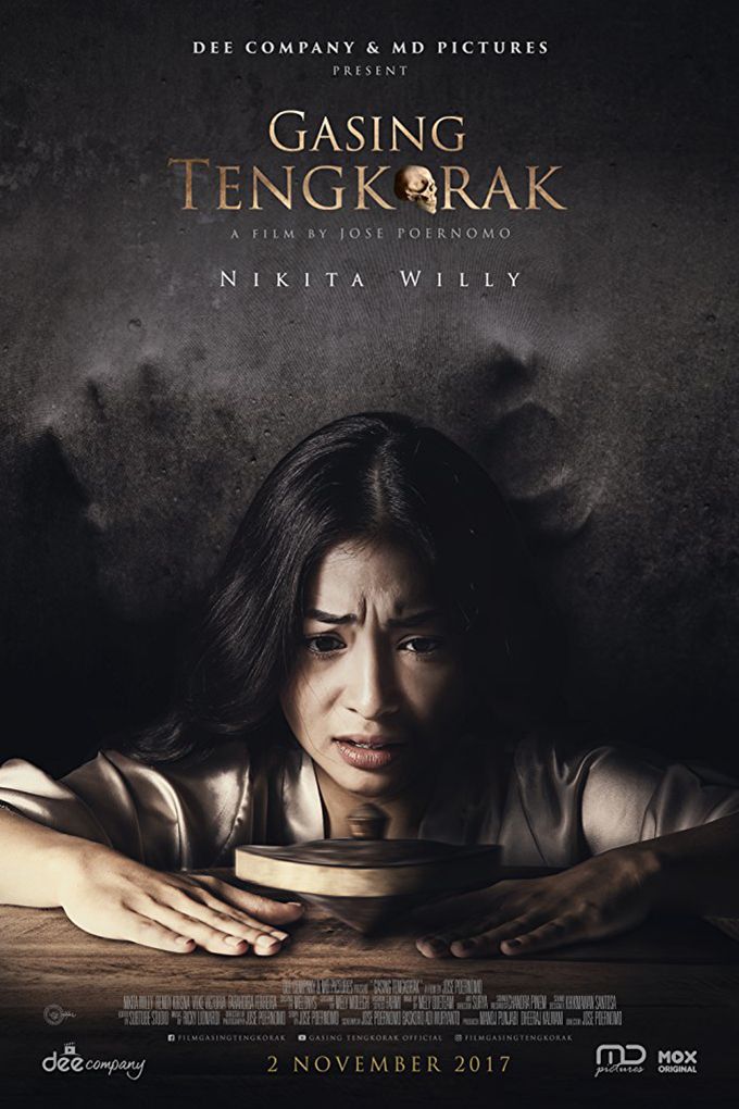 Gasing Tengkorak [2017 Indonesia Movie] Horror