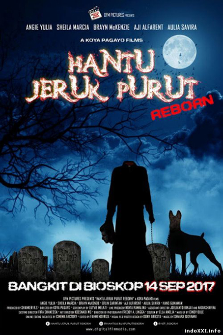 Hantu Jeruk Purut Reborn [2017 Indonesia Movie]  Horror