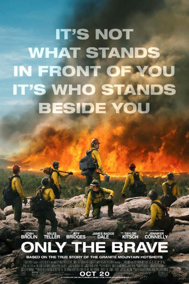 Only The Brave [2017 USA Movie] Drama, True Story