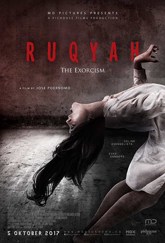 Ruqyah: The Exorcism [2017 Indonesia Movie] Horror