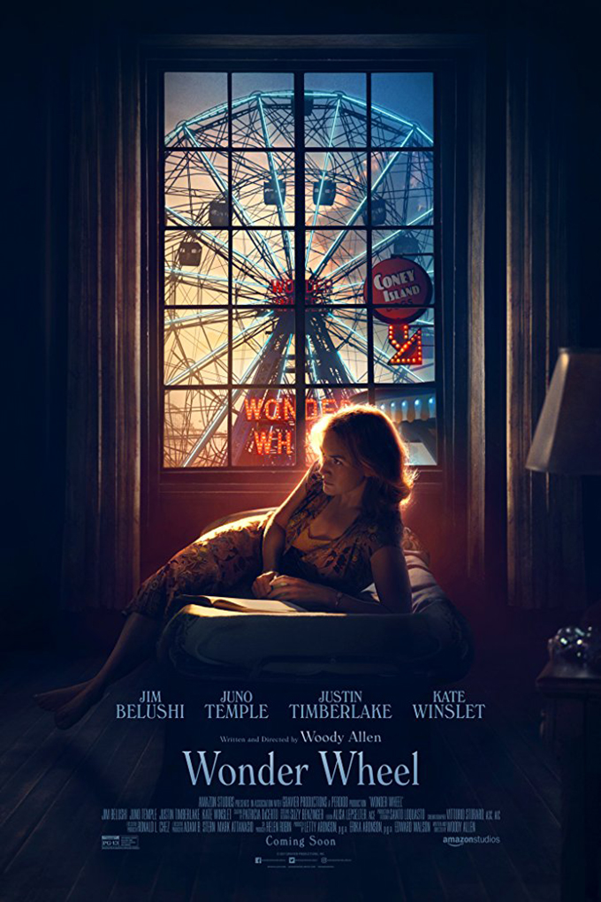 Wonder Wheel [2017 USA Movie] Drama