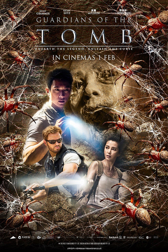 7 Guardians of the Tomb [2018 China, Australia, Russia & Thailand Movie] Action, Adventure