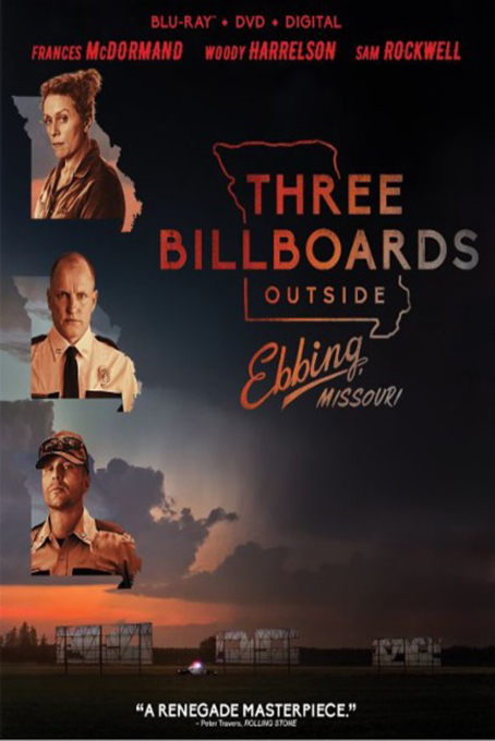 Three Billboards Outside Ebbing, Missouri [2017 USA Movie] Drama, Crime