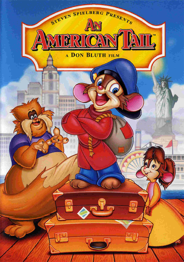 An American Tail [1986 USA Movie] Animation, Family
