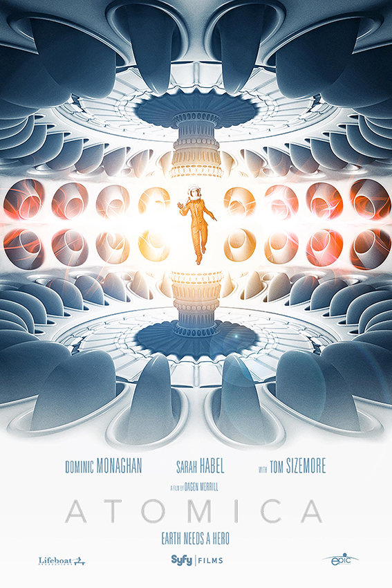 Atomica [2017 USA Movie] Sci Fi, Thriller