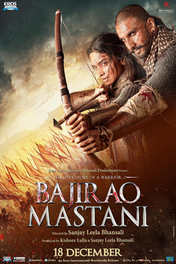Bajirao Mastani [2015 India Movie] Action, Drama, War, Romance