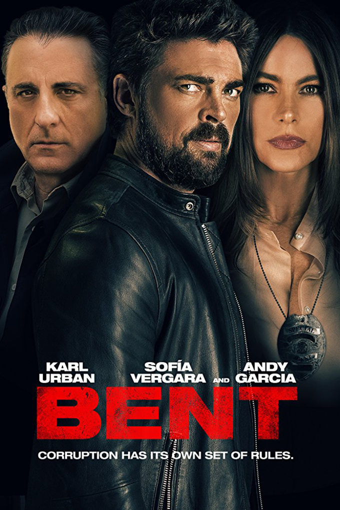 Bent [2018 USA & Spain Movie] Crime, Thriller