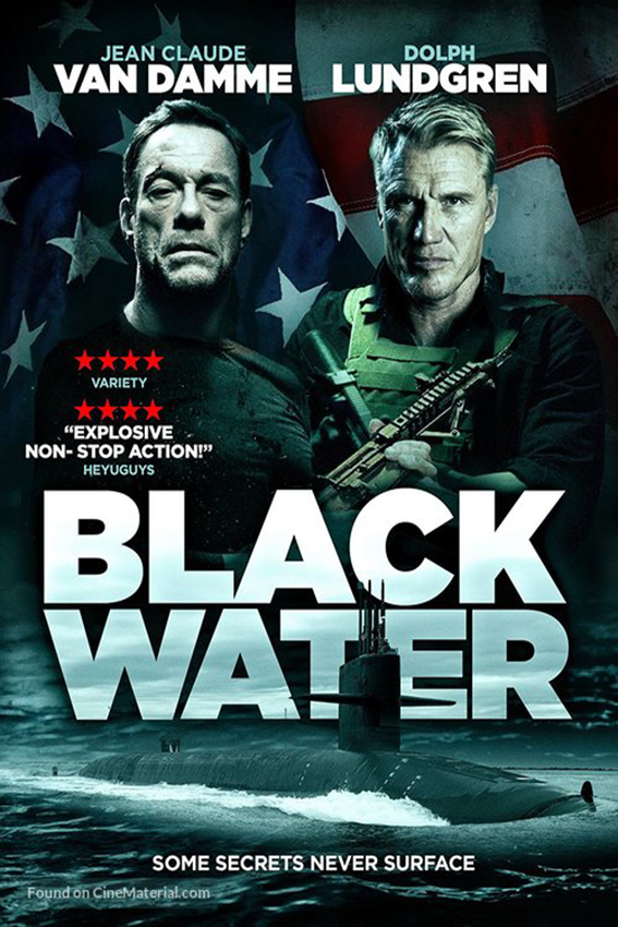 Black Water [2018 Canada Movie] Action, Drama