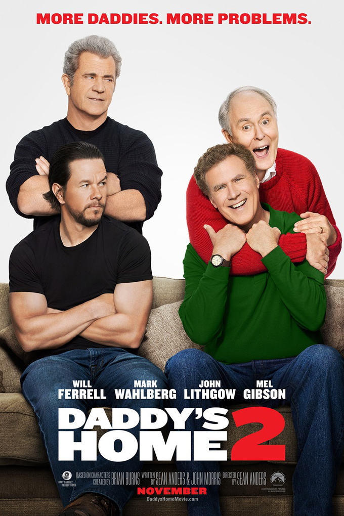 Daddy's Home 2 [2017 USA Movie] Comedy