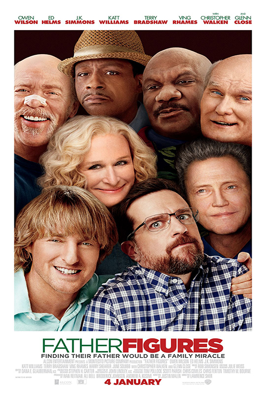 Father Figures [2017 USA Movie] Comedy