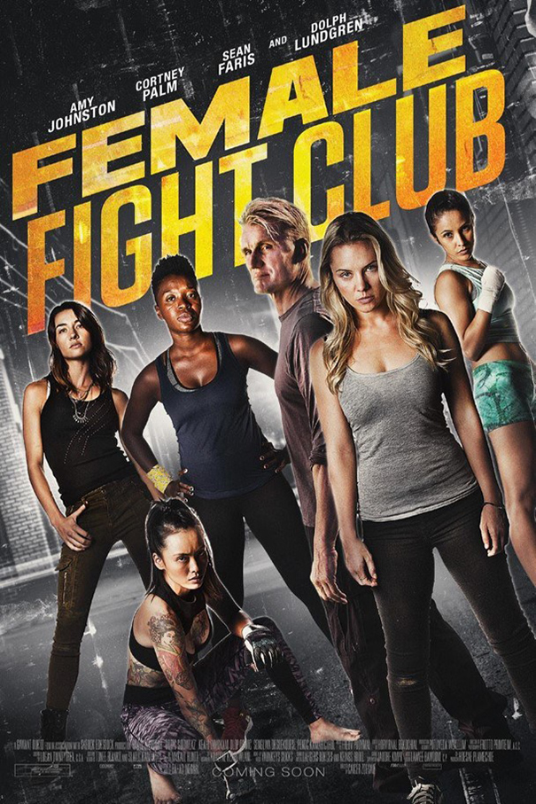 Female Fight Club [2016 USA Movie] Action