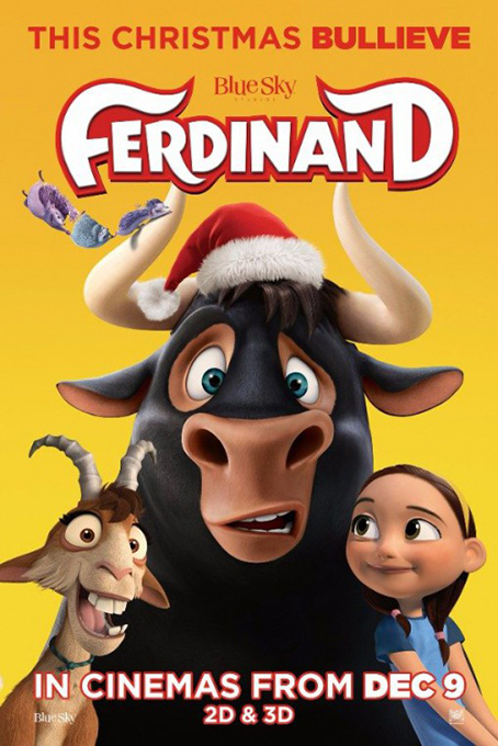 Ferdinand [2017 USA Movie] Animation, Family