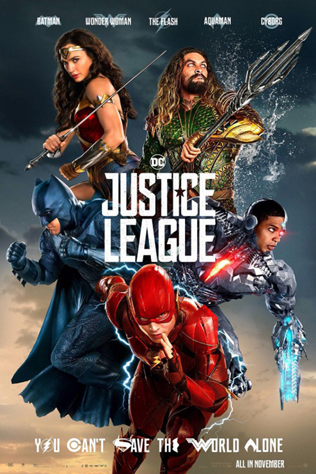 Justice League [2017 USA Movie]  Action, Adventure, Fantasy, Sci Fi