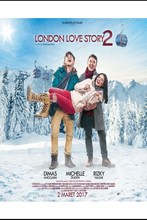 London Love Story 2 [2017 Indonesia Movie] Drama, Romance