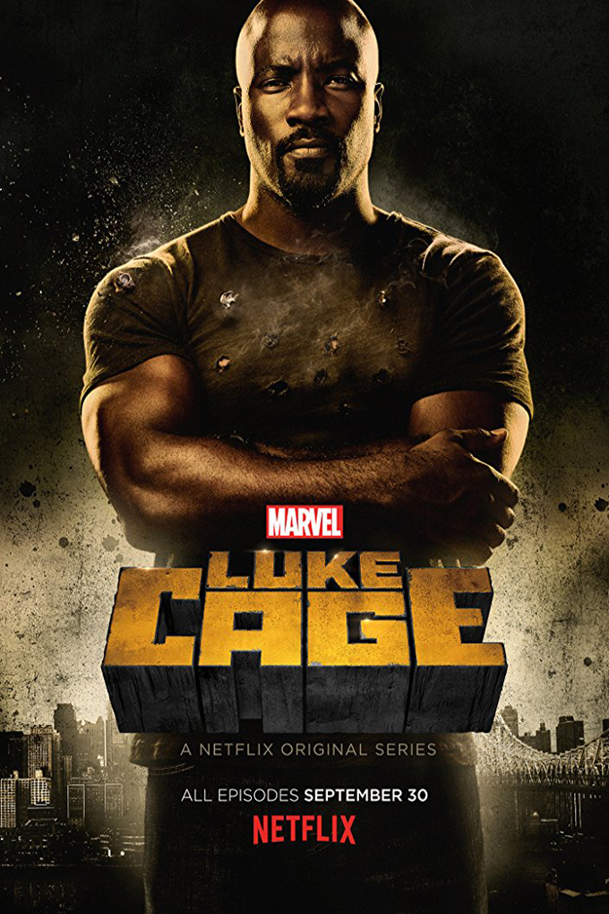 Luke Cage SEASON 1 Completed [2017 USA Series]