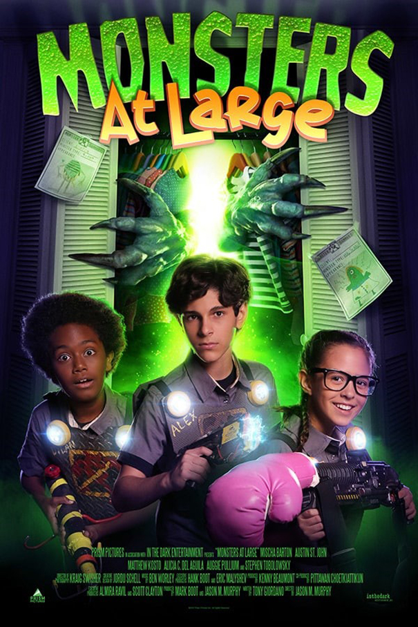 Monsters at Large [2018 USA Movie] Family