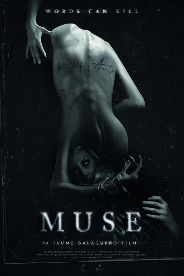 Muse [2017 Spain, Ireland, Belgium & France] Horror, Sci Fi, Thriller