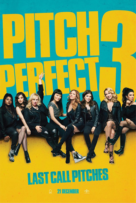 Pitch Perfect 3 [2017 USA Movie] Comedy, Musical