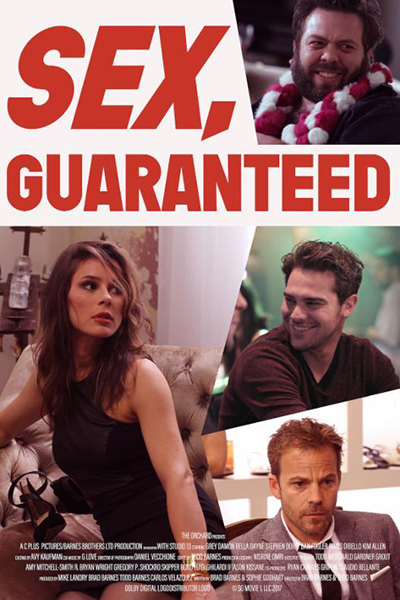 Sex Guaranteed [2017 USA Movie] Comedy