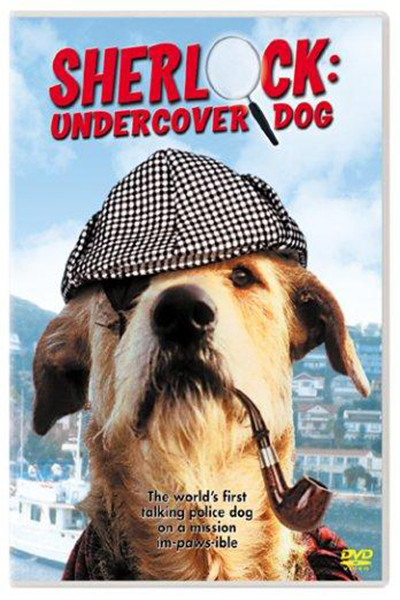 Sherlock Undercover Dog [1994 USA Movie] Adventure, Comedy, Family