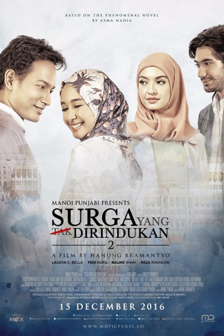 Surga Yang Tak Dirindukan 2 [2017 Indonesia Movie] Drama, Romance