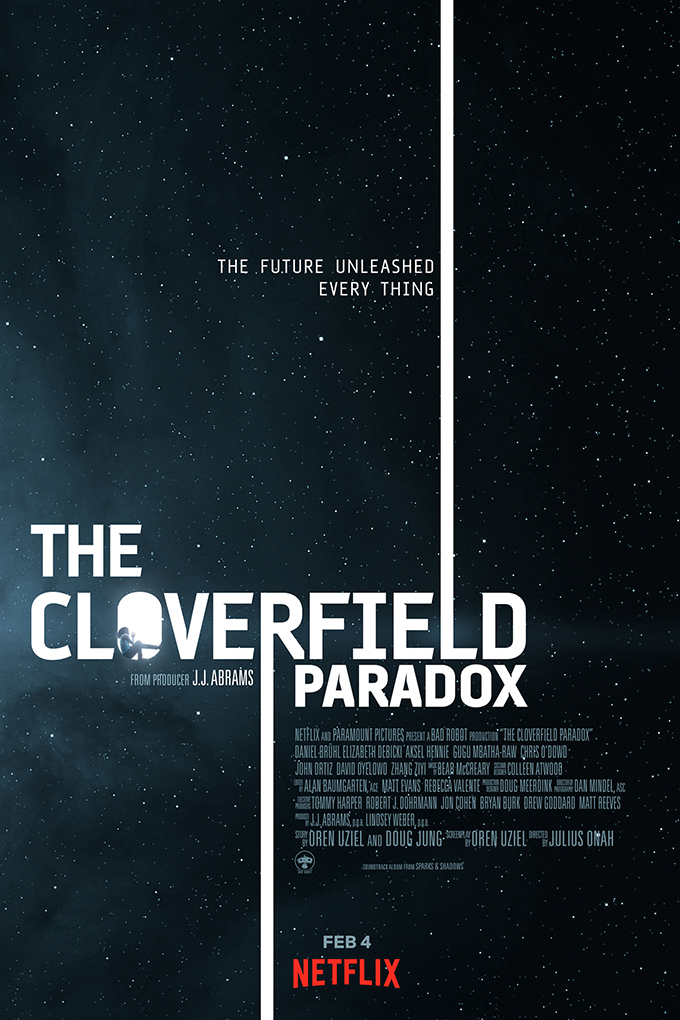 The Cloverfield Paradox [2018 USA Movie] Horror, Mystery, Sci Fi