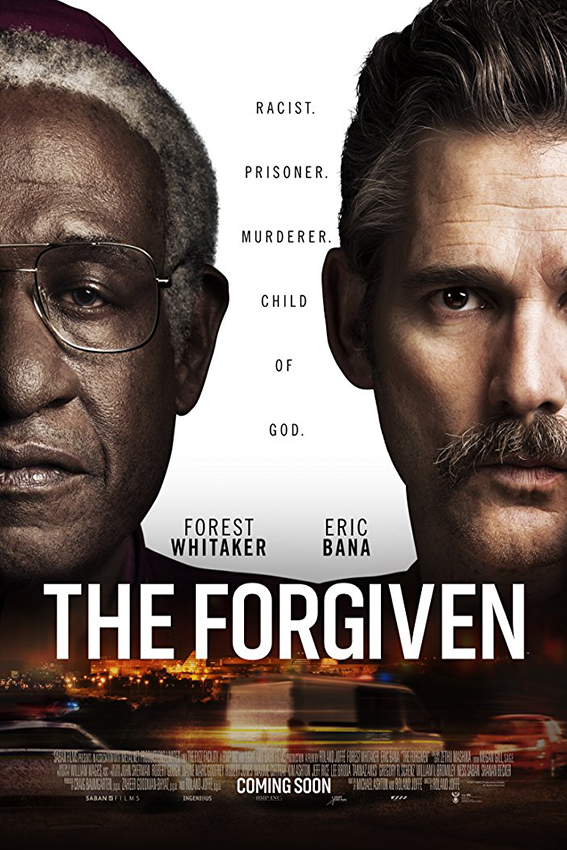 The Forgiven [2018 UK Movie] Thriller