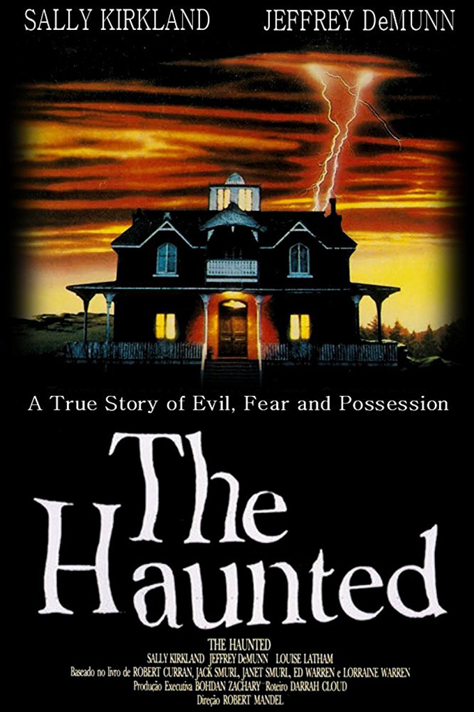The Haunted [1991 USA Movie] Horror