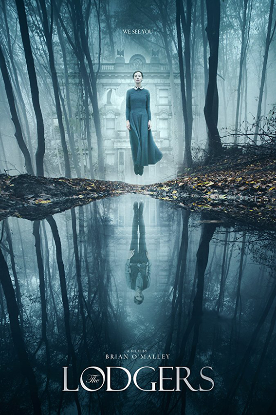 The Lodgers [2017 Ireland Movie] Horror, Drama