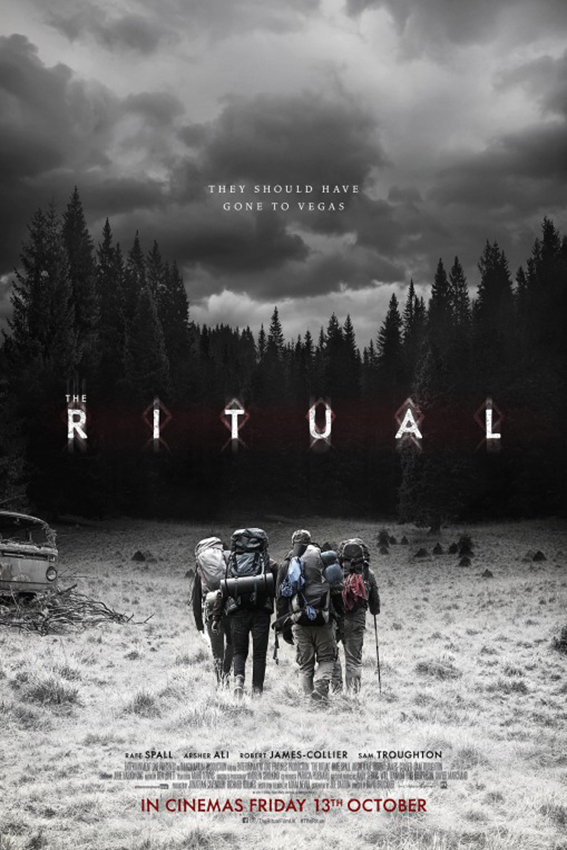 The Ritual [2017 USA Movie] Horror