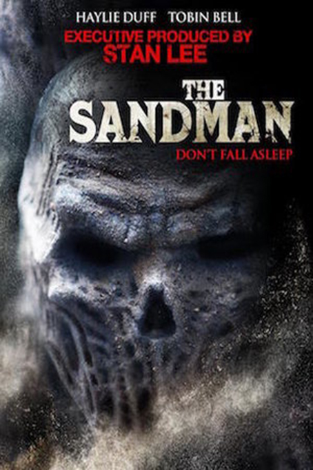 The Sandman [2017 USA Movie] Horror