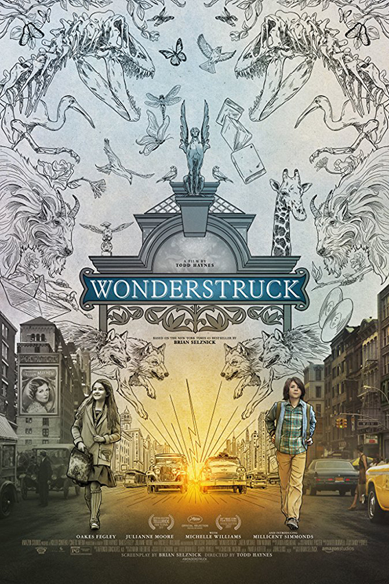 Wonderstruck [2017 USA Movie] Drama, Family, Mystery