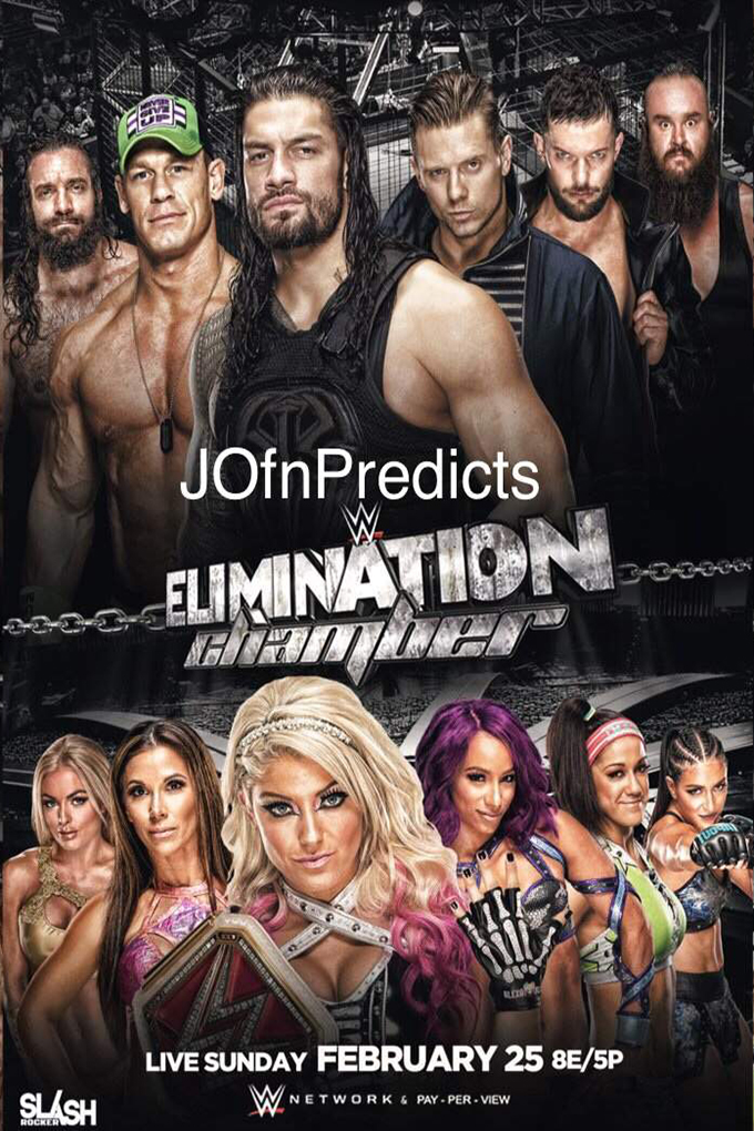 WWE Elimination Chamber 2018 [2018 USA Show] Sport