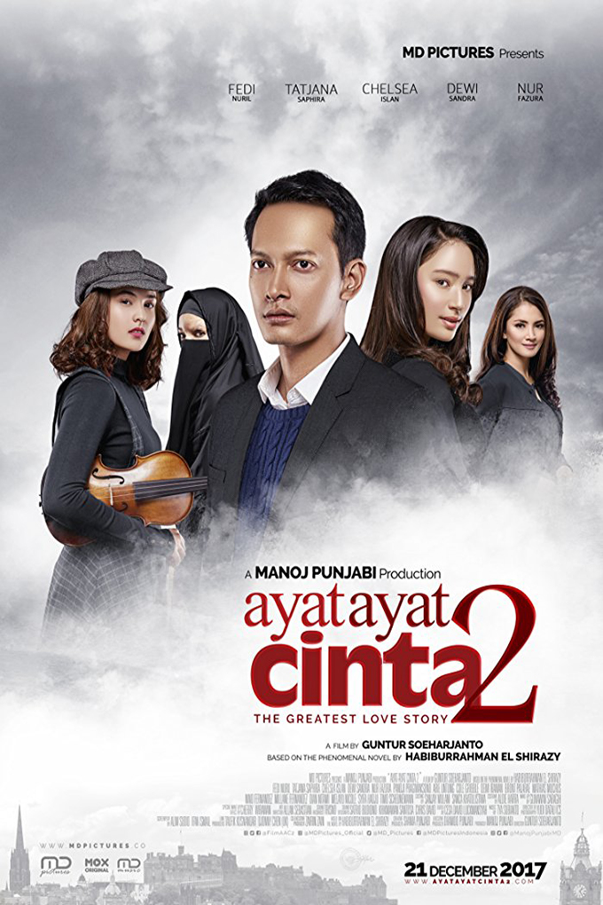 Ayat Ayat Cinta 2 [2017 Indonesia Movie] Drama, Romance