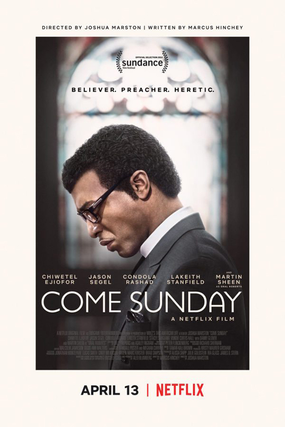 Come Sunday [2018 USA Movie] Drama