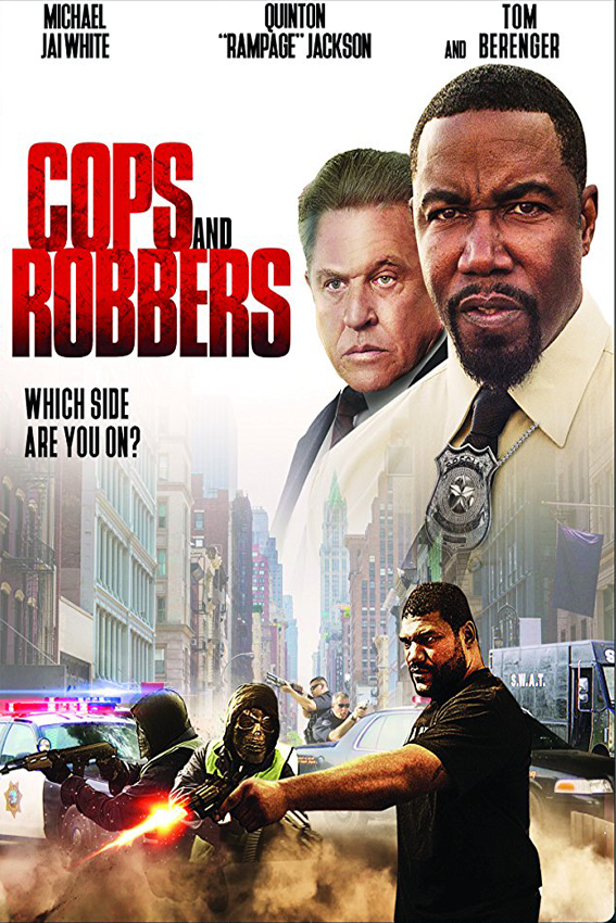 Cops and Robbers [2017 USA Movie] Action